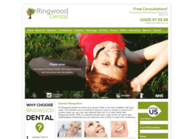 ringwooddental.co.uk
