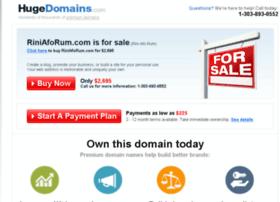 riniaforum.com