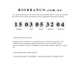 riobranco.com.uy