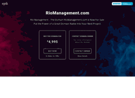 riomanagement.com