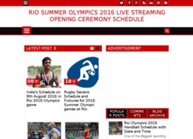 rioolympics2016livestreaming.com