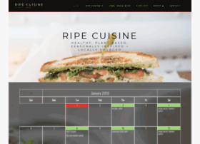 ripe-cuisine.com