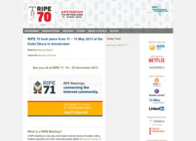 ripe70.ripe.net