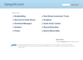 ripegold.com