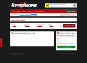 rippedrecipes.com