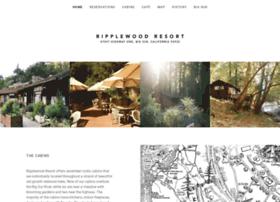 ripplewoodresort.com