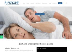 ripsnore.com