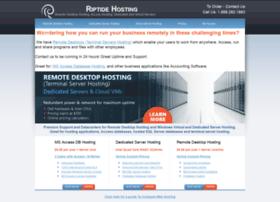 riptidehosting.com