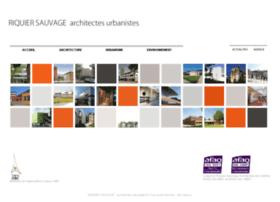 riquier-sauvage-architectes.fr