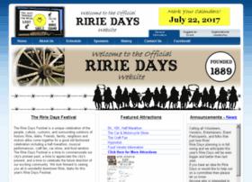 ririedays.com
