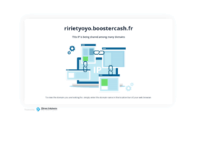 ririetyoyo.boostercash.fr