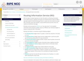 ris.ripe.net
