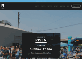 risenchurch.com