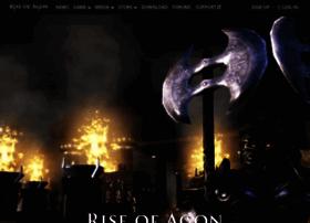 riseofagon.com