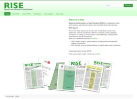 risetrust.org.uk