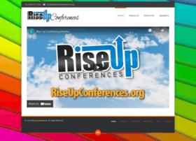 riseupconferences.org