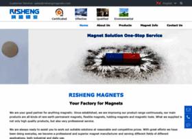 rishengmagnets.com