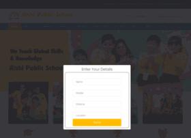 rishischool.com
