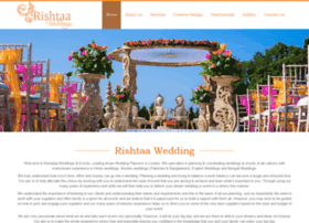 rishtaaweddingsandevents.co.uk