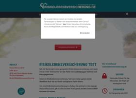 risikolebensversicherungen-test.de
