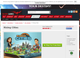 rising-cities.browsergames.co.uk