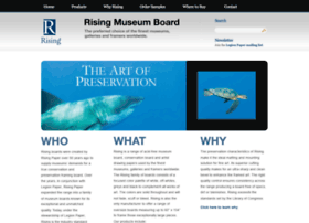 risingmuseumboard.com