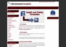 Riskassessmenttemplates.co.uk