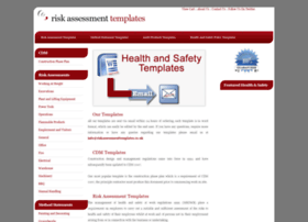 riskassessmenttemplates.co.uk