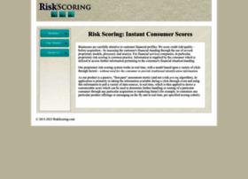 riskscoring.com