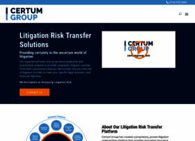 risksettlements.com