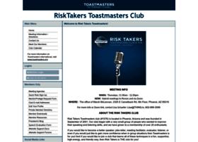risktakers.toastmastersclubs.org