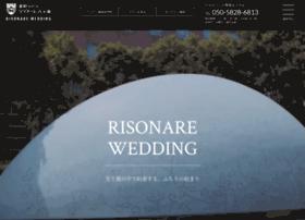 risonare-wedding.com