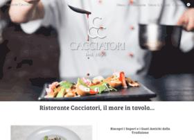 ristorantecacciatori.com