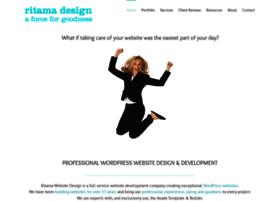 ritamawebdesign.com