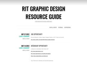 ritgdresource.wordpress.com