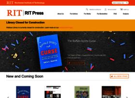 Ritpress.rit.edu