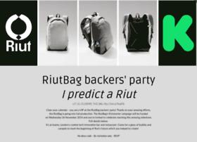 riutbag.splashthat.com