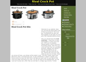 rivalcrockpotparts.blogspot.com