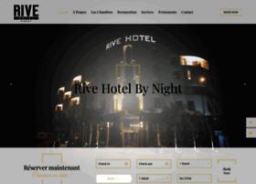 rivehotel.com