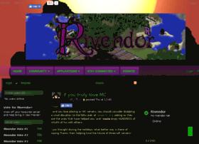 rivendor.enjin.com
