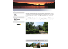 riverbankrvandcottages.com