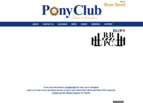 riverbend.ponyclub.org