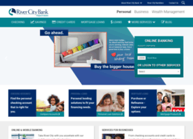 rivercitybankonline.com