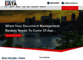 rivercitydata.com
