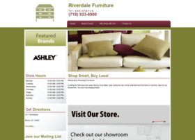 riverdalefurniturebronx.com