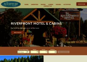 riverfrontlodging.com