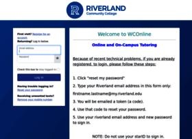 riverland.mywconline.com