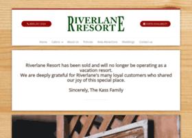 riverlaneresort.com