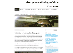 riverpineanthologyofcivicdiscourse.wordpress.com