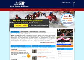 riverrafting-rishikesh.com